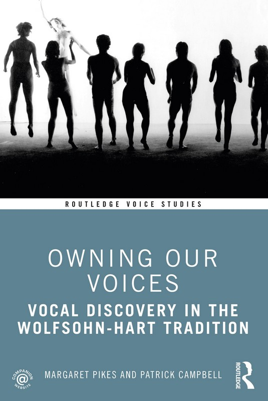 """Book Margaret Pikes """"Owning our voices"""""""