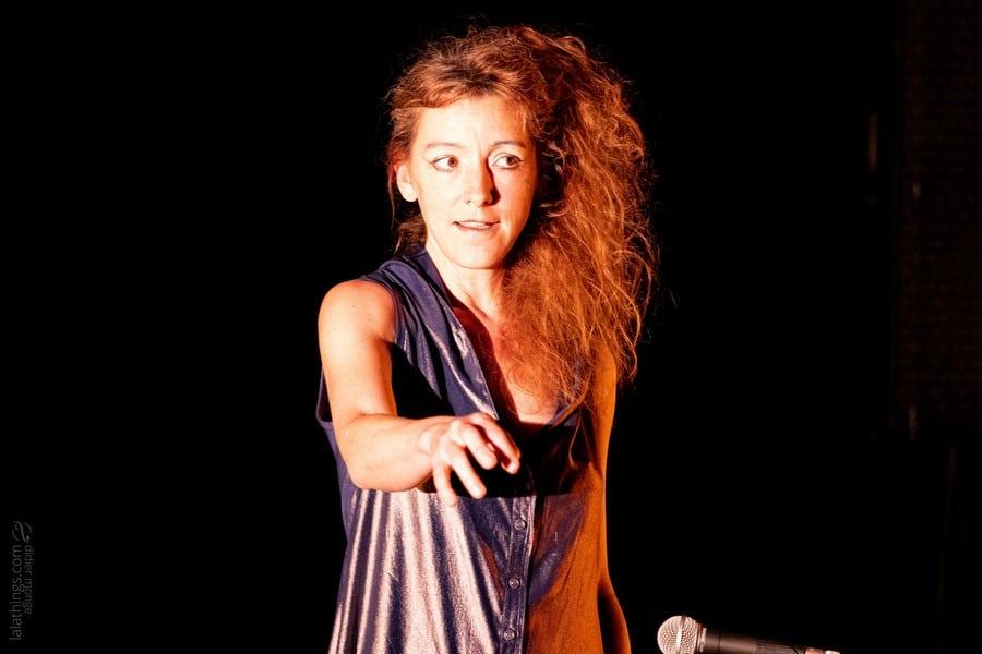 Récital La Voix Perdue - Juliette Flipo